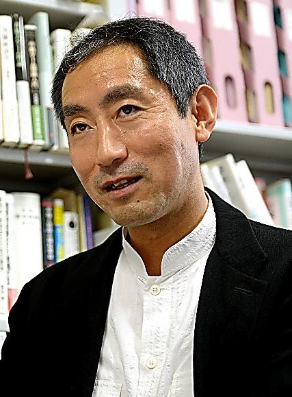 松井彰彦さん