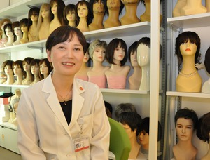国立がん研究センター中央病院 アピアランス支援センター長 野澤桂子さん