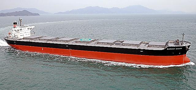 運賃下落が深刻な「ばら積み船」