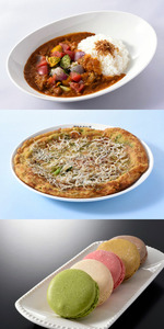 マカロンや鎌倉夏野菜トマトカレーも 湘南フェスタ開催