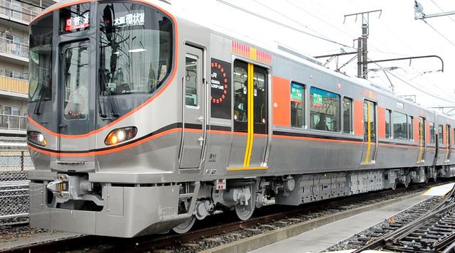 JR大阪環状線に導入される新型車両「323系」