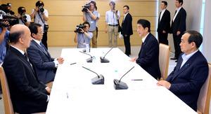 政府・日銀が緊急会合、市場安定化へ協議 英のEU離脱