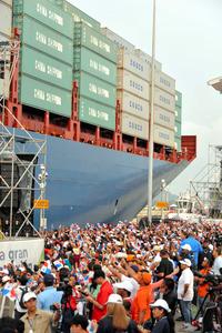 アジア→米東海岸、20日短縮も パナマ運河拡張完了