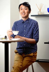 アンガ田中、紅茶より苦い恋 「テレビに出たら会える」