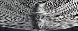 「9次元からきた男」の一場面=日本科学未来館提供