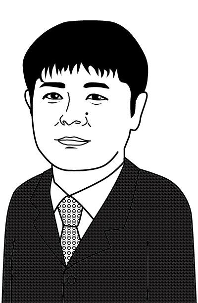 西見誠一論説委員