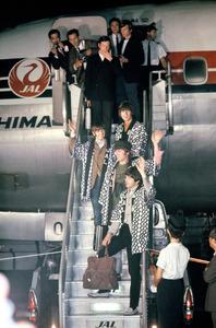 ビートルズは終わらない 50年前のきょう、4人が来日