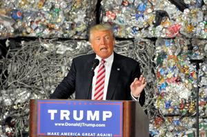 トランプ氏、大統領に就いたら「TPPから離脱」表明