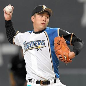 日本ハム・斎藤が今季初先発 実らなかった87球