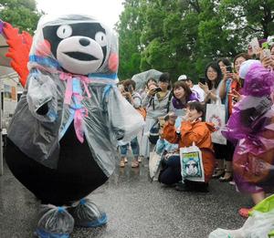 京都)震災で延期のJ2京都―熊本は引き分け