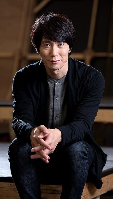 佐々木蔵之介さん=大嶋千尋撮影