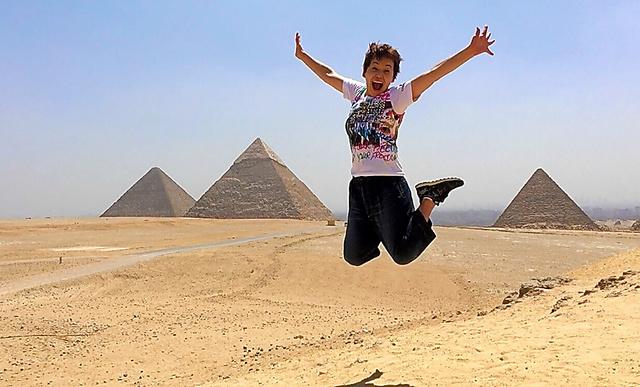エジプトに行ってきました!