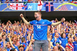 驚異の視聴率99%超え アイスランド歴史的勝利