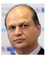 ブラジルのバロス保健相(ブラジル保健省提供)