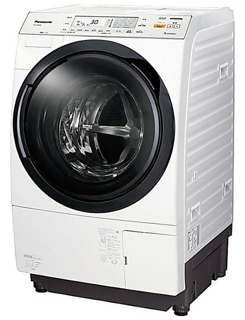 レギュラードラムNA―VX8600(パナソニック)。洗濯・脱水容量10キロ。6キロの洗濯物の洗濯、乾燥が約98分でできる。おしゃれ着をやさしく洗うコースや毛布洗いコースも。実勢価格約20万円(税込み)。