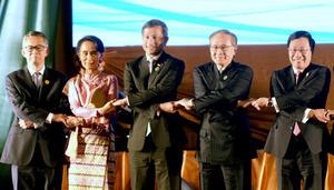 ASEAN、南シナ海で共同声明出せず 中国が事前外交