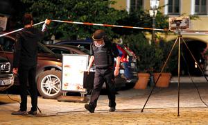 ドイツの音楽祭会場近くで自爆テロか、シリア人の男死亡