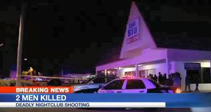 米で発砲、2人死亡 十数人けが フロリダのクラブ