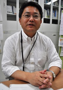 国立がん研究センター中央病院 支持療法開発センター長 内富庸介さん