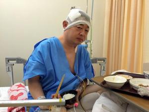 脳脊髄液減少症(2)退院後、再び頭痛 緊急手術