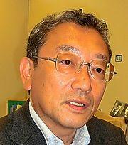 長浜博行氏