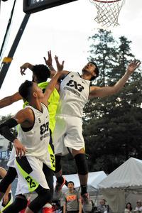 栃木)3人制バスケの国際大会、宇都宮で開催