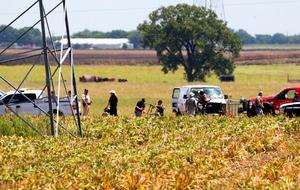 熱気球が出火し墜落、16人死亡か 米テキサス州
