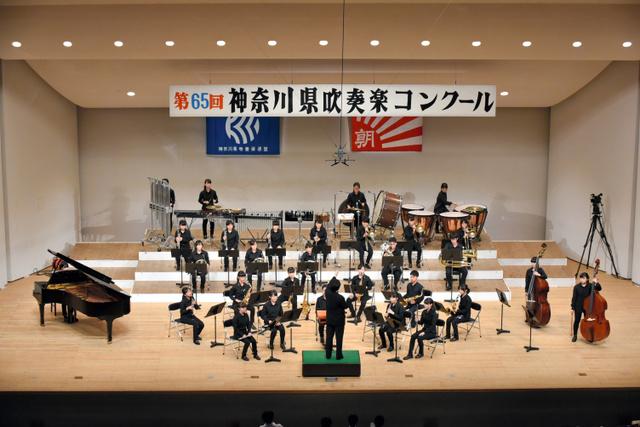 朝日賞を受賞した弥栄の演奏=川崎市教育文化会館