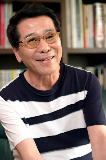 永六輔さん、大橋巨泉さんの思い出を語るピーコさん=東京都港区、山本和生撮影