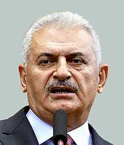 ユルドゥルム・トルコ首相