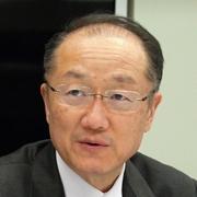 世界銀行のキム総裁
