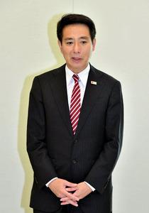 民進代表選、前原氏が出馬表明 「力を貸してほしい」
