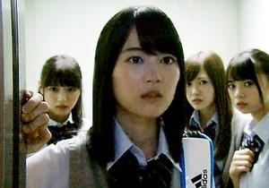 「もう1人のエレベーター」に出演した乃木坂46のメンバー