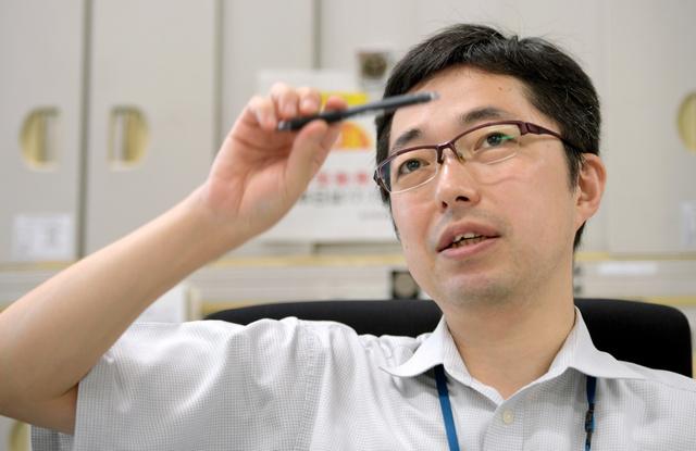 前熊本県総務部長の木村敬さん=西田裕樹撮影