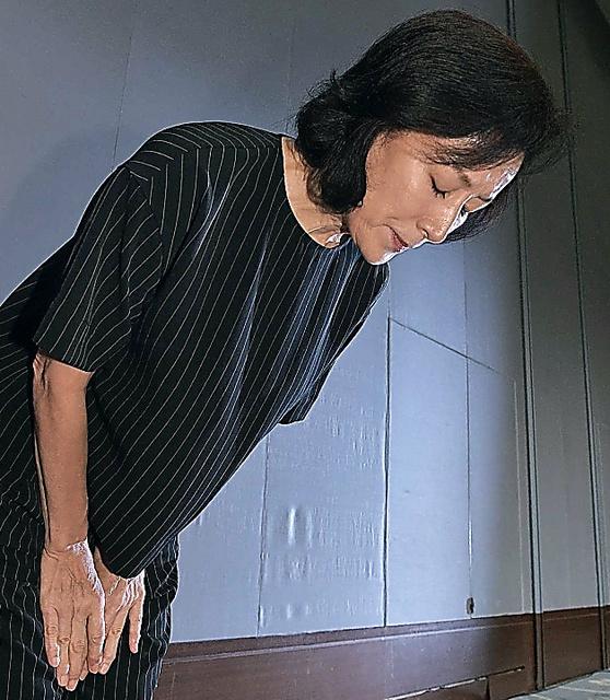 高畑淳子さん
