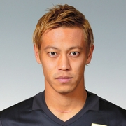 サッカー日本代表の本田圭佑選手