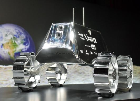 月面探査レース、軽さで勝負 日本チーム機、重さ4キロ