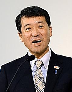 泉田裕彦知事