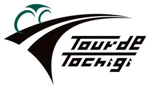 栃木の頭文字「T」をイメージしてつくられたツール・ド・とちぎの大会ロゴ=ツール・ド・とちぎ実行委員会提供
