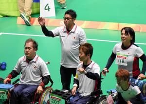 ボッチャのめり込み、教員退職 日本代表率いた「策士」