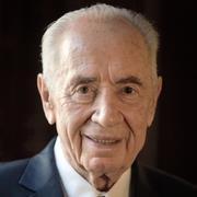 イスラエルのシモン・ペレス前大統領=AP