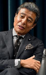 舘ひろしさん
