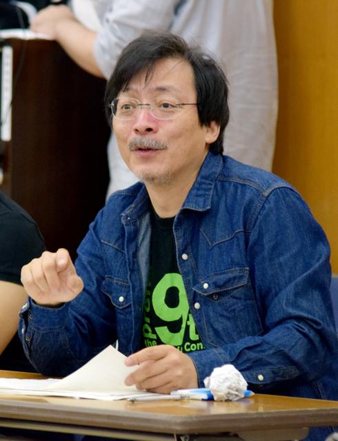 写真・図版 劇作家らがトークセッション セリフに魂吹き込む極意は:朝日新聞デジタル