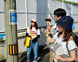 高知)将来の支援者増やせ 県立大生ら「未災地ツアー」