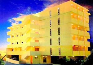 「ザ・マルシェホテル壺川」の完成イメージ(「クリアスマネジメント パートナーズ」提供)