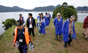 しまなみ海道「日本遺産」を歩こう 今年から記念コース