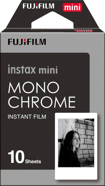 チェキ用モノクロフィルム