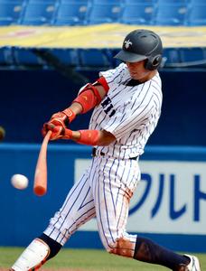 立大、早大を破る 東京六大学野球・秋季リーグ