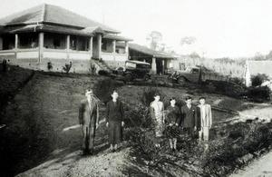 1911年に渡航した高知県高岡郡出身者の家族