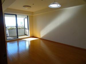 「盲学校のために利用して」と大分県が遺贈を受けた東京・六本木ヒルズのマンション。約2億円で売れた=大分県教委提供(写真は入札時)